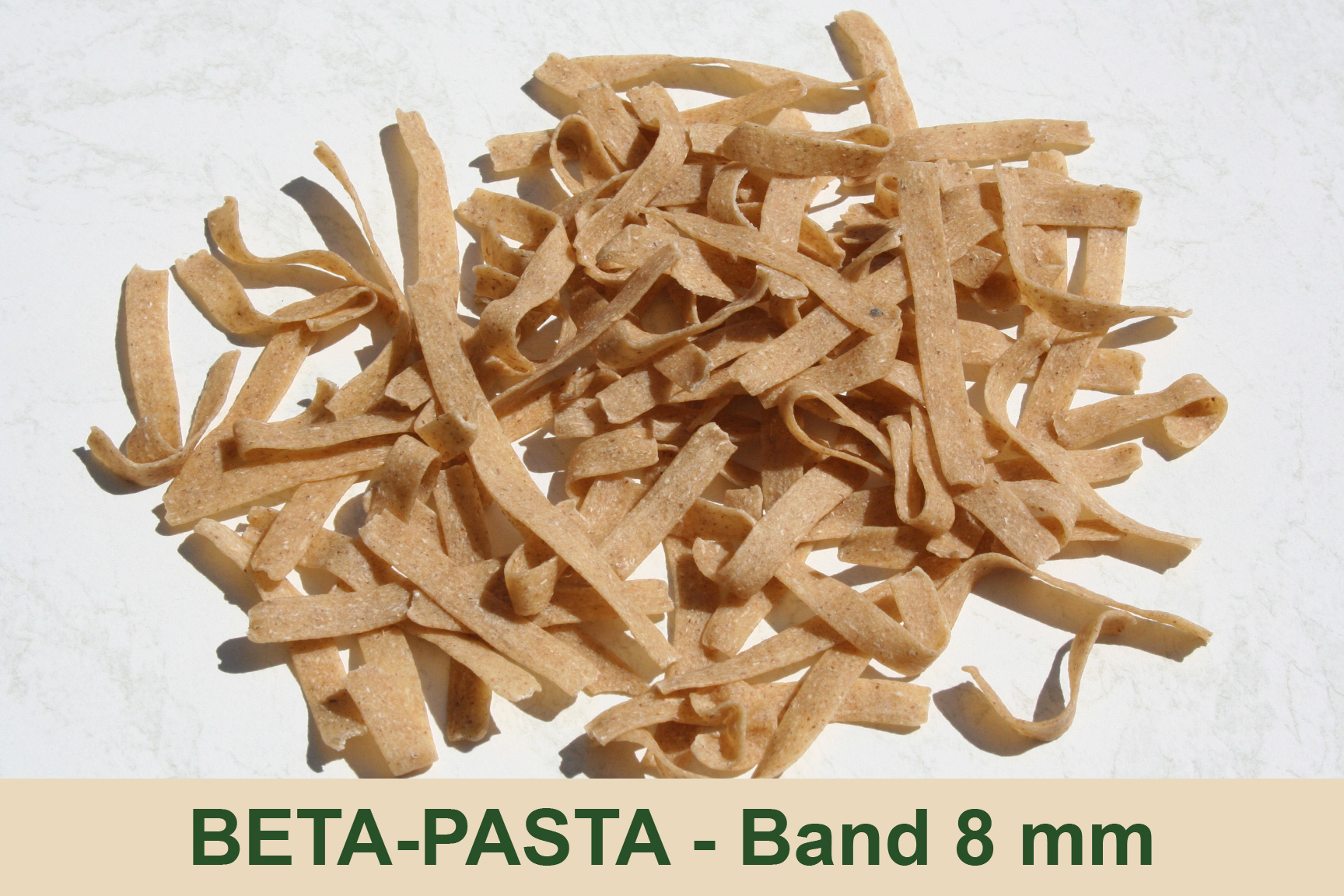 BETA-PASTA - Band 8 mm